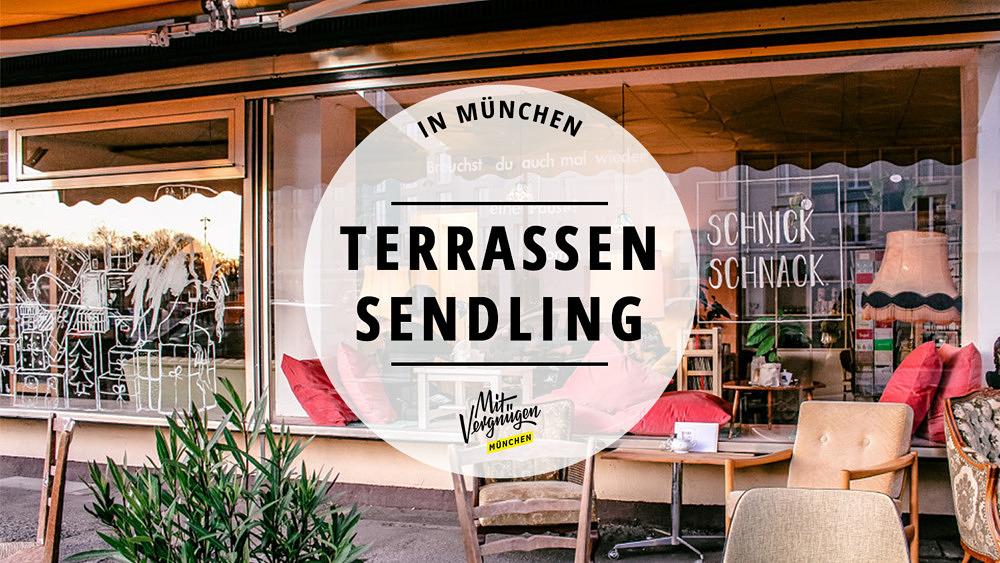 Terrassen Sendling