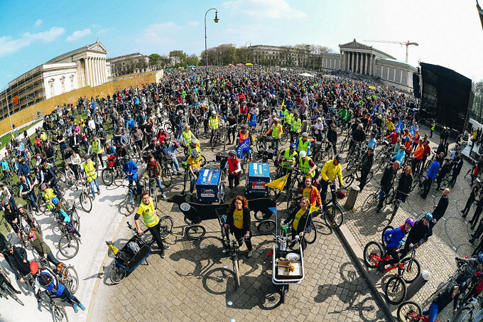 Critical Mass Initiative klimafreundlich