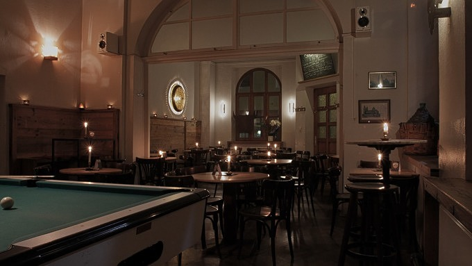 Baal München Restaurant Tapas Bar