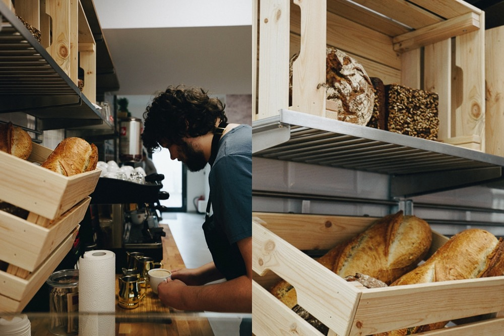 Der Die Das Café Deli Josephsplatz