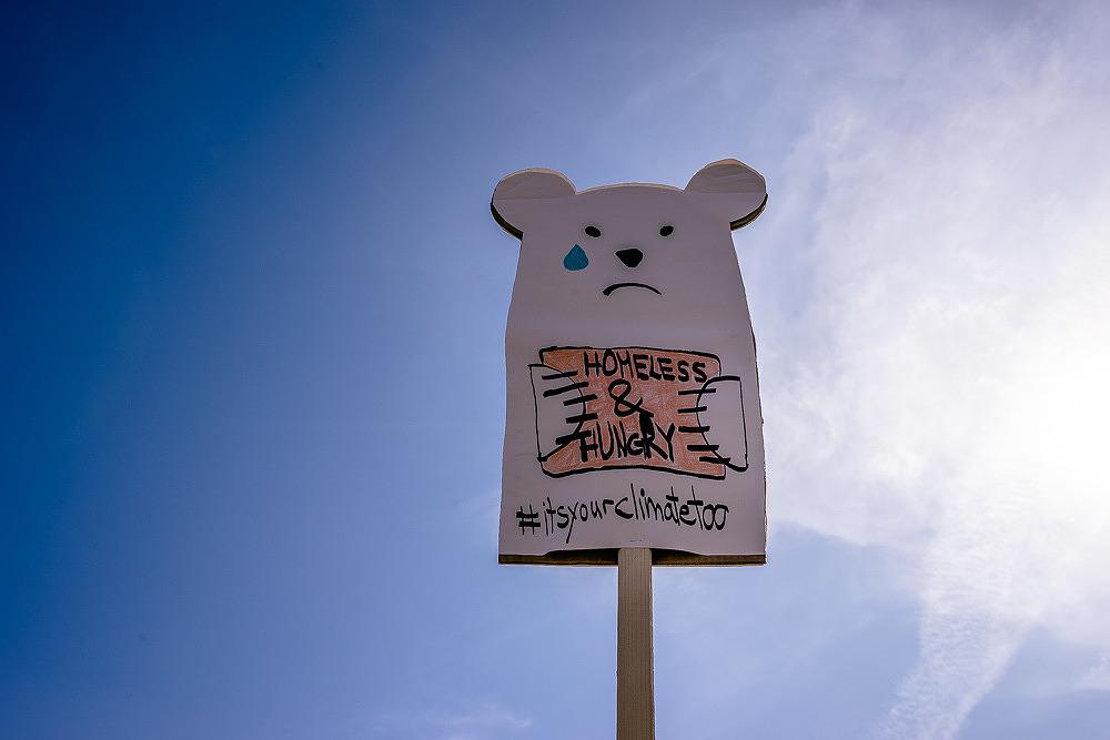 Klimademo Globaler Klimastreik Königsplatz