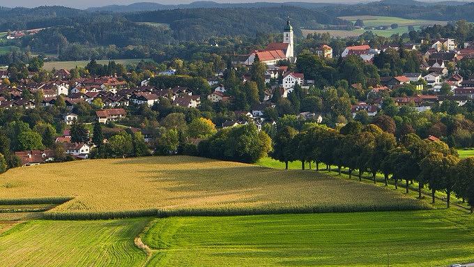 Ebersberg Aussicht