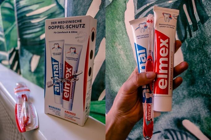 Elmex Aronal Sponsored