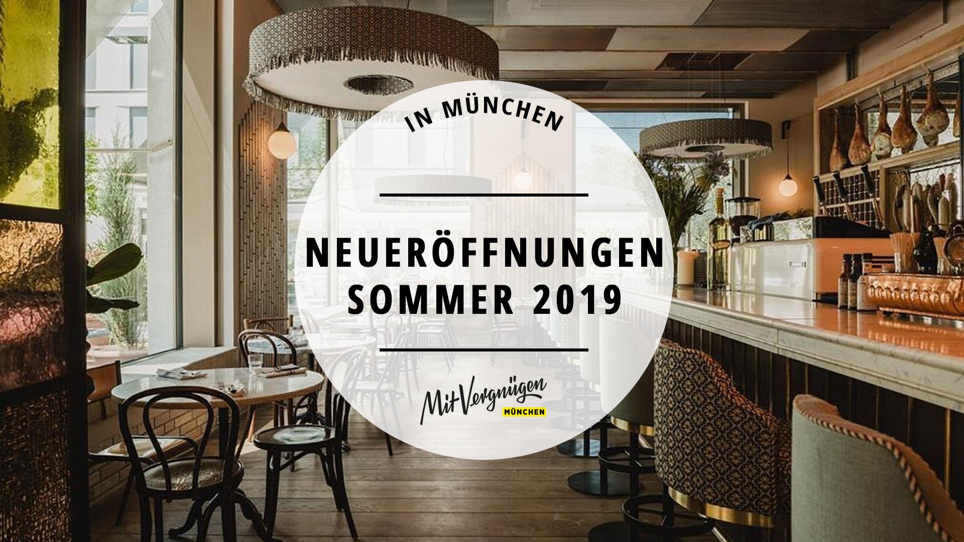 11 Restaurants, Cafés & Bars, die im Sommer 2019 neu eröffnet haben