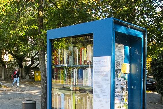 Bücherschränke Neuhausen