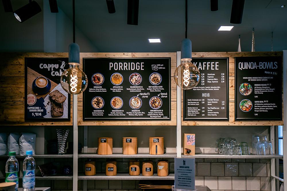 Haferkater Porridge Pasing