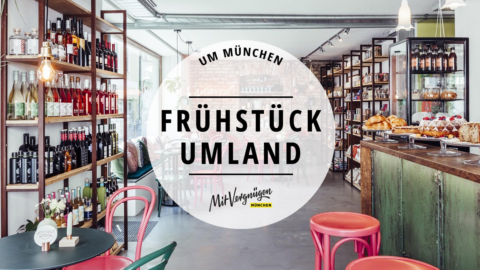 11 schöne Orte zum Frühstücken im Münchner Umland