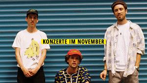 Konzerte November 2019
