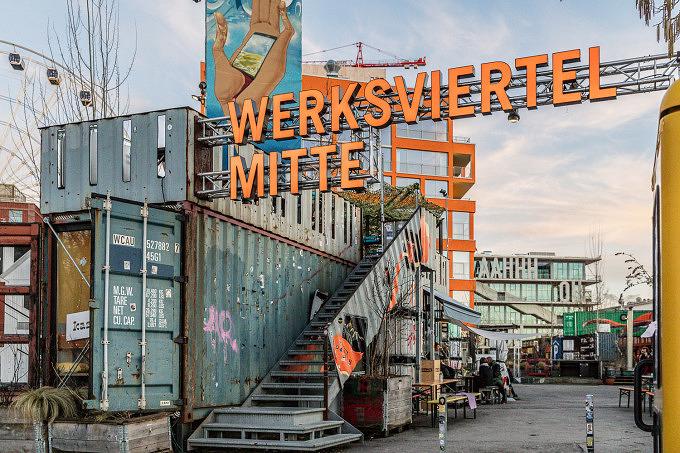 werksviertel mitte