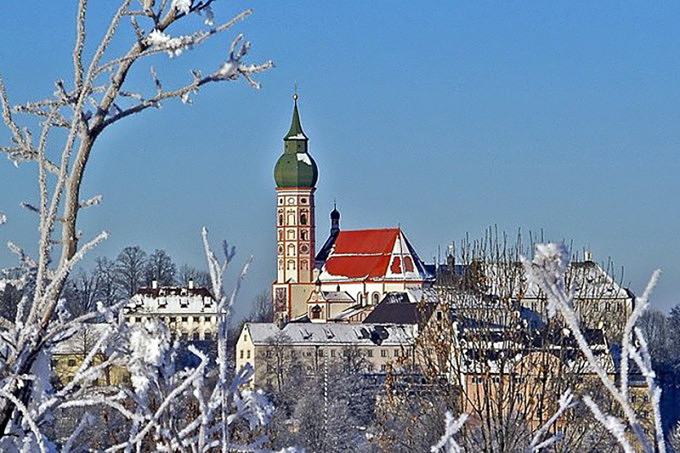 Kloster Andechs Christkindlmarkt