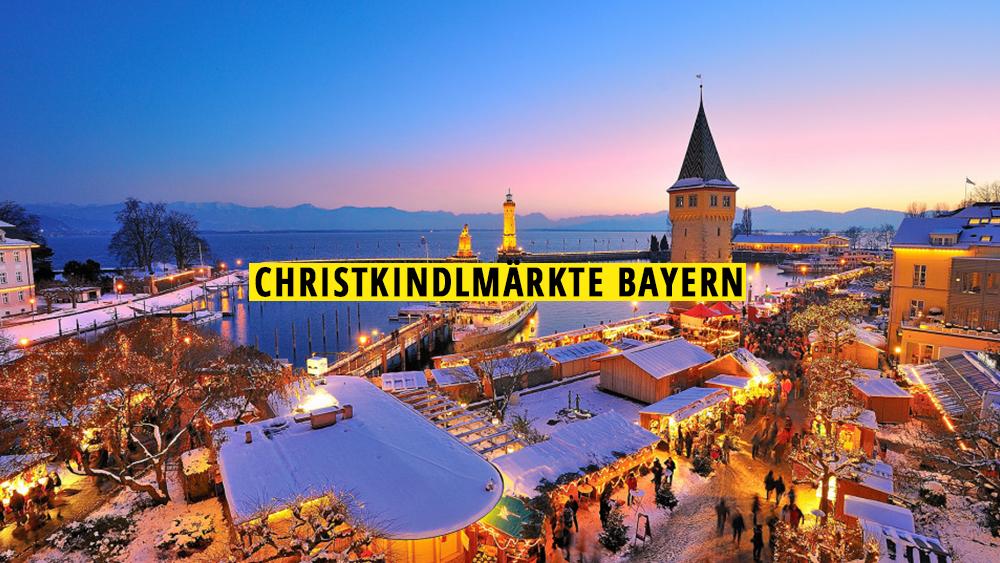 christkindlmärkte bayern 2