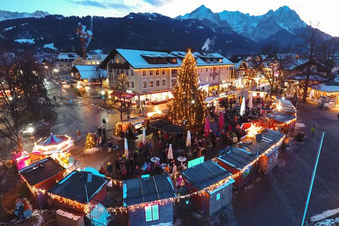 Weihnachtsmärkte Umland München