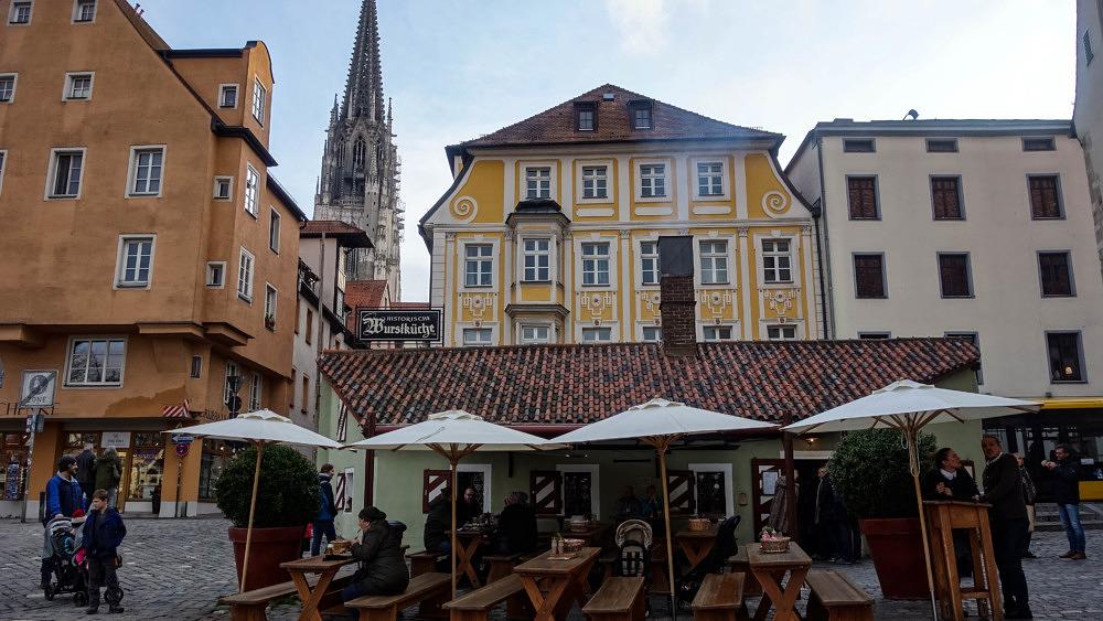 Regensburg Ausflug Herbst Wochenende