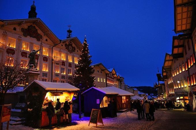 Weihnachtsmarkt Christkindlmarkt Münchner Umland