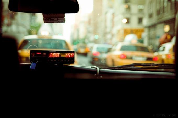 Nacht Taxi Frauen