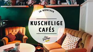 Kuschelig gemütliche Cafés