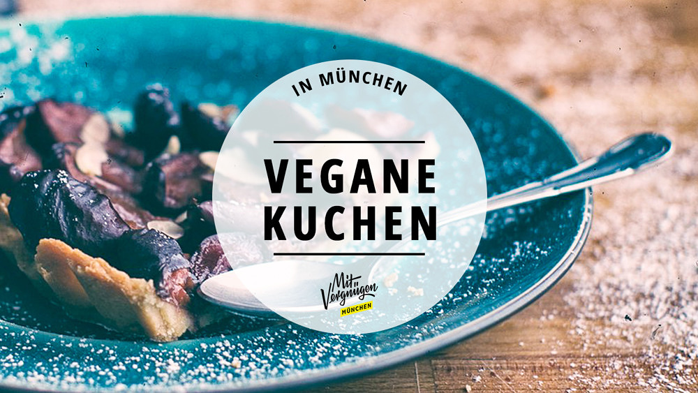 herrliche Cafés mit veganen Kuchen