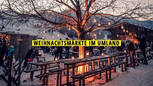 Weihnachtsmärkte im Umland Weihnachtsmarkt