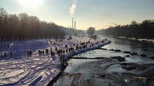 Winter Isar
