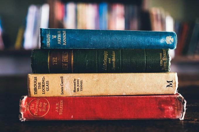 Buch Bücher Antiquität