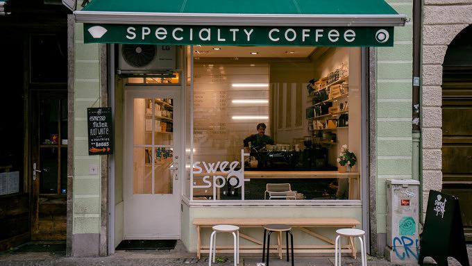 Sweet Spot Café Viktualienmarkt