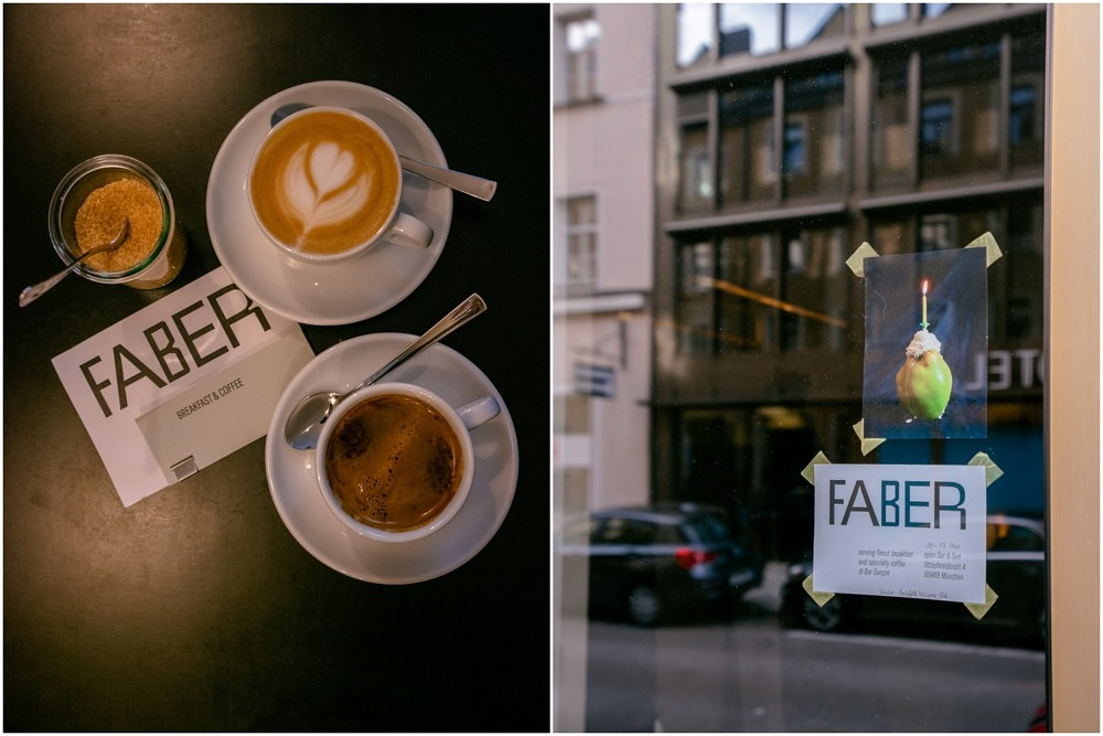 Faber Breakfast Bar Garçon