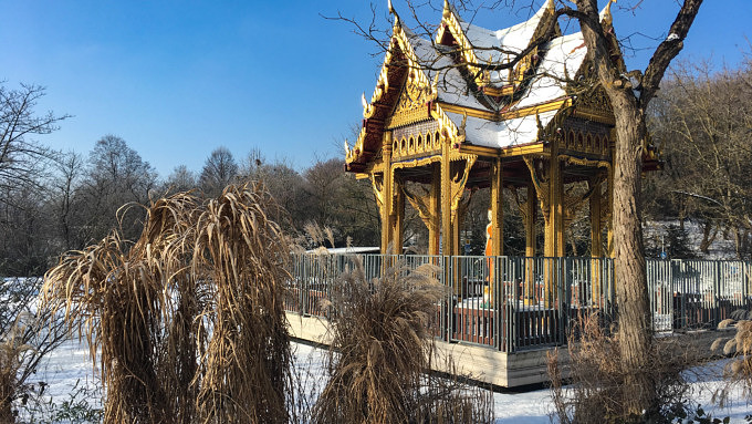 Westpark Winter