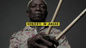 Konzerte im Januar 2020