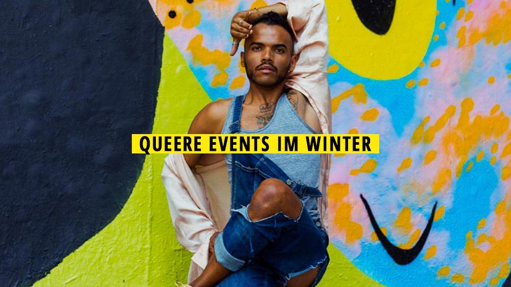 Queere Events im Winter