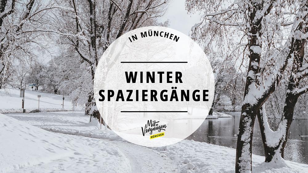 WINTER SPAZIERGÄNGE