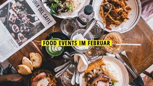 Food Events Februar