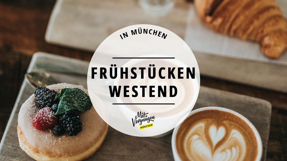 Frühstücken Westend Frühstück