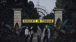Gengahr Konzerte Februar