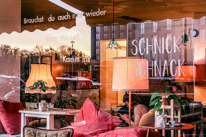Schnickschnack Ladencafé