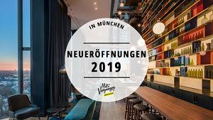 Kulinarische Neueröffnungen 2019
