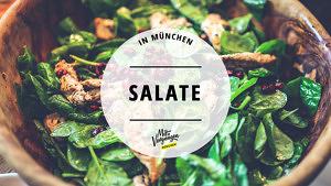 Heftige Salate Salat