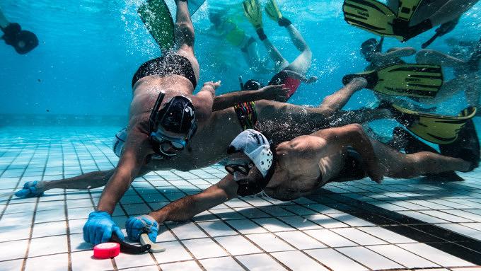 Unterwasserhockey München