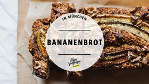 Bananenbrot Bananabread