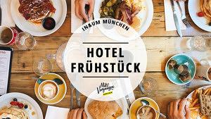 Hotel Frühstück frühstücken