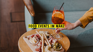 Food Event März