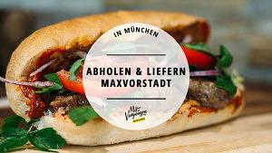 Restaurants Abholen Liefern Maxvorstadt Restaurants