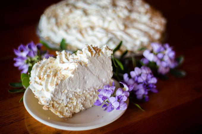 Kuchen Kokos Sahne