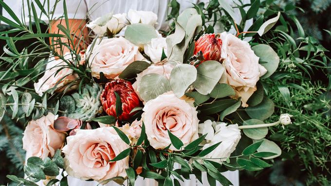 Blumen Blumenstrauß Geschenk