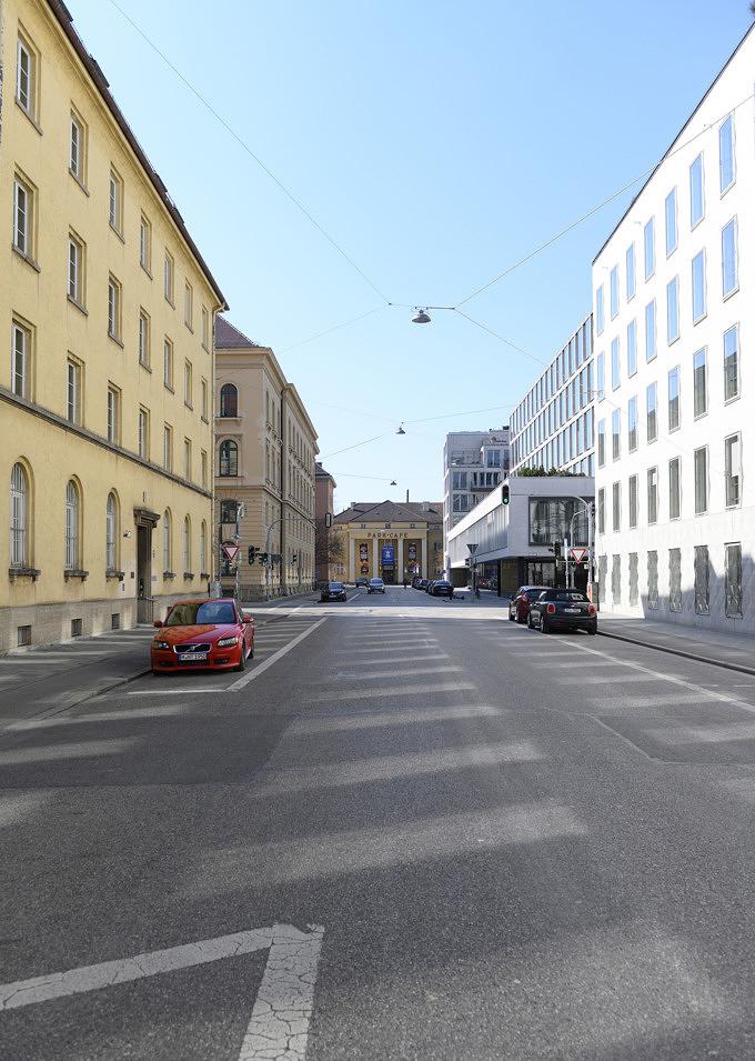 Jan Schünke Leere Straßen Coronavirus