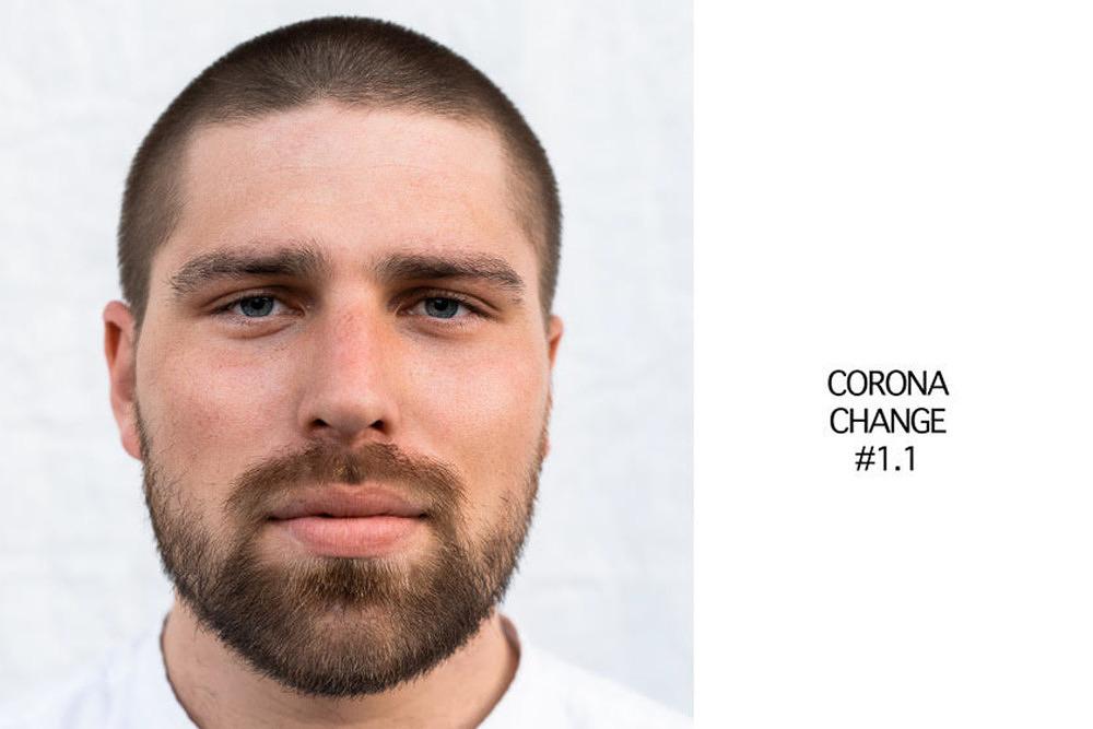 corona change fotostrecke portrait