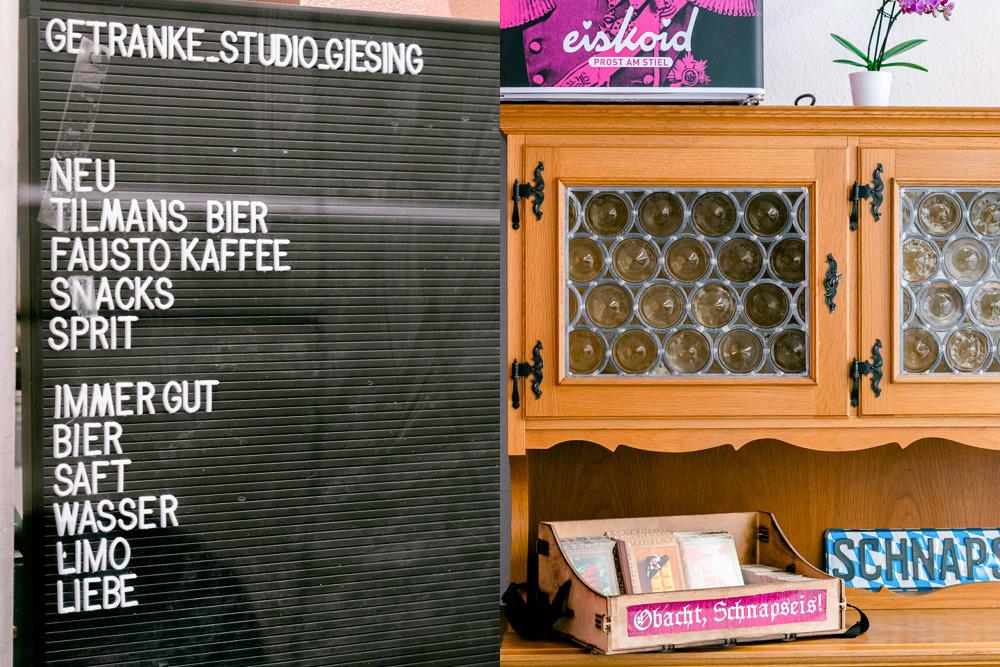 Getränkemarkt Studio Giesing Eiskoid