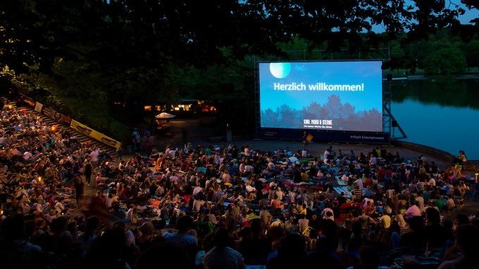Kino, Mond & Sterne Open Air