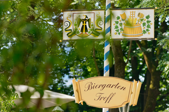 Biergarten Taxisgarten Biergärten