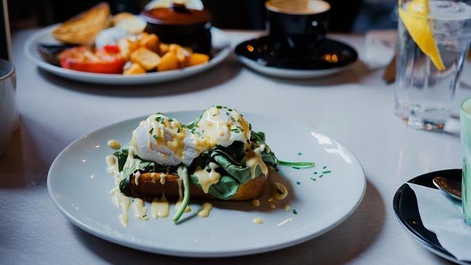 Brunch Frühstück