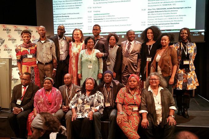 Arbeitskreis Panafrikanismus München e.V.